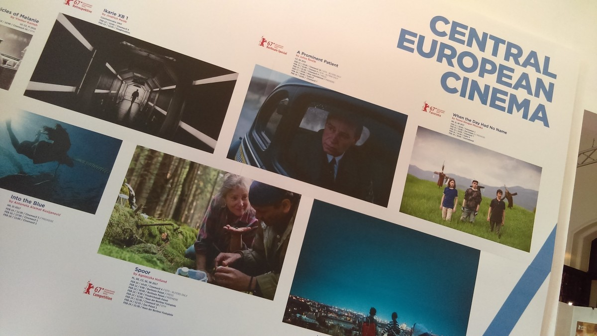 Czech Film Center at European Film Market, Berlinale  2017
