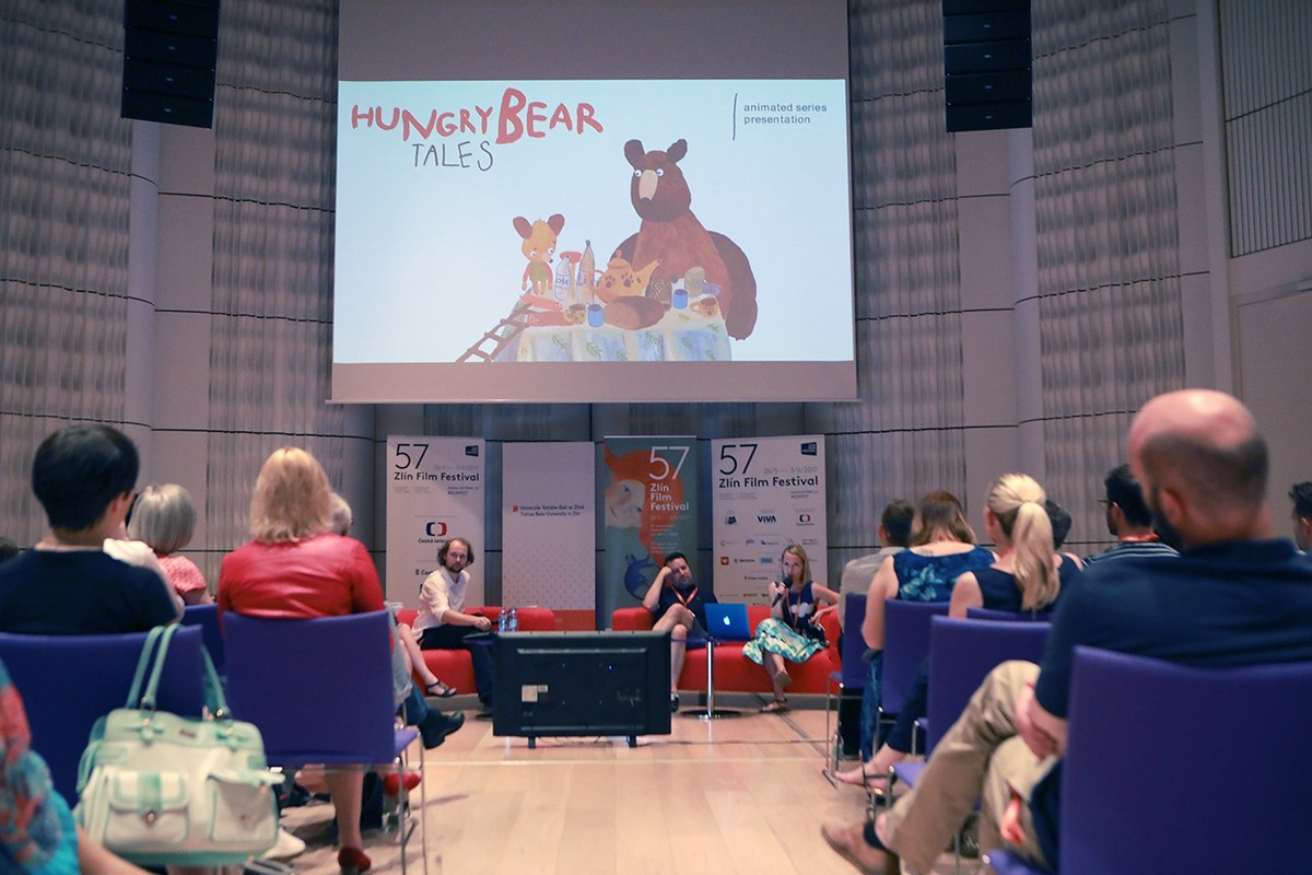 Upcoming projects for children presented at Zlín Film Festival