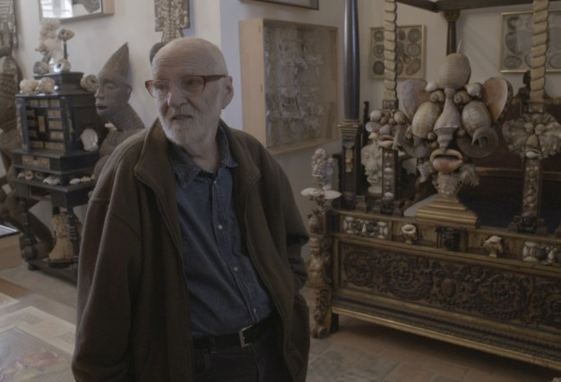 Jan Švankmajer biopic and three other films head for Rotterdam