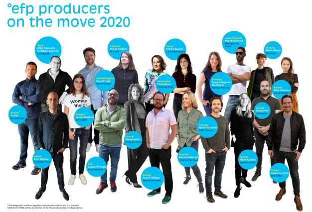Producers on the Move 2021 - výzva pro talentované producenty